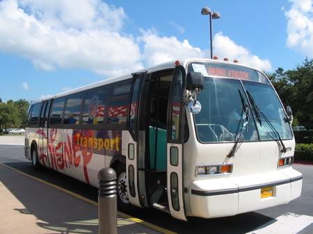 Transportation Disney Travel Babble