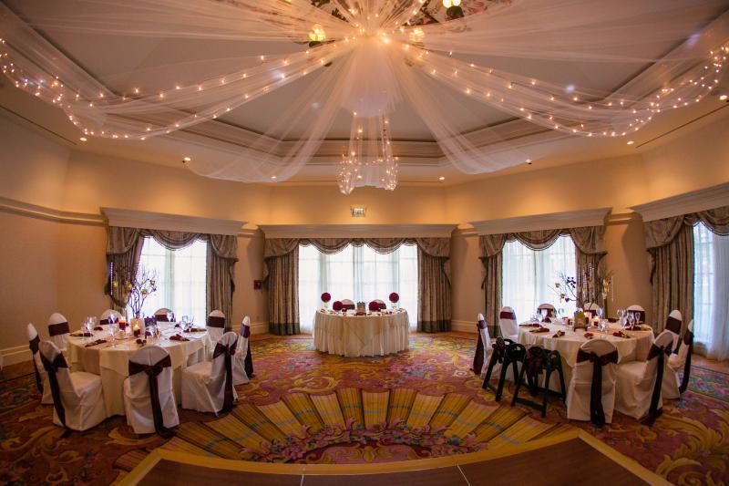 Whitehall Room Amp Patio Grand Floridian Disney Travel