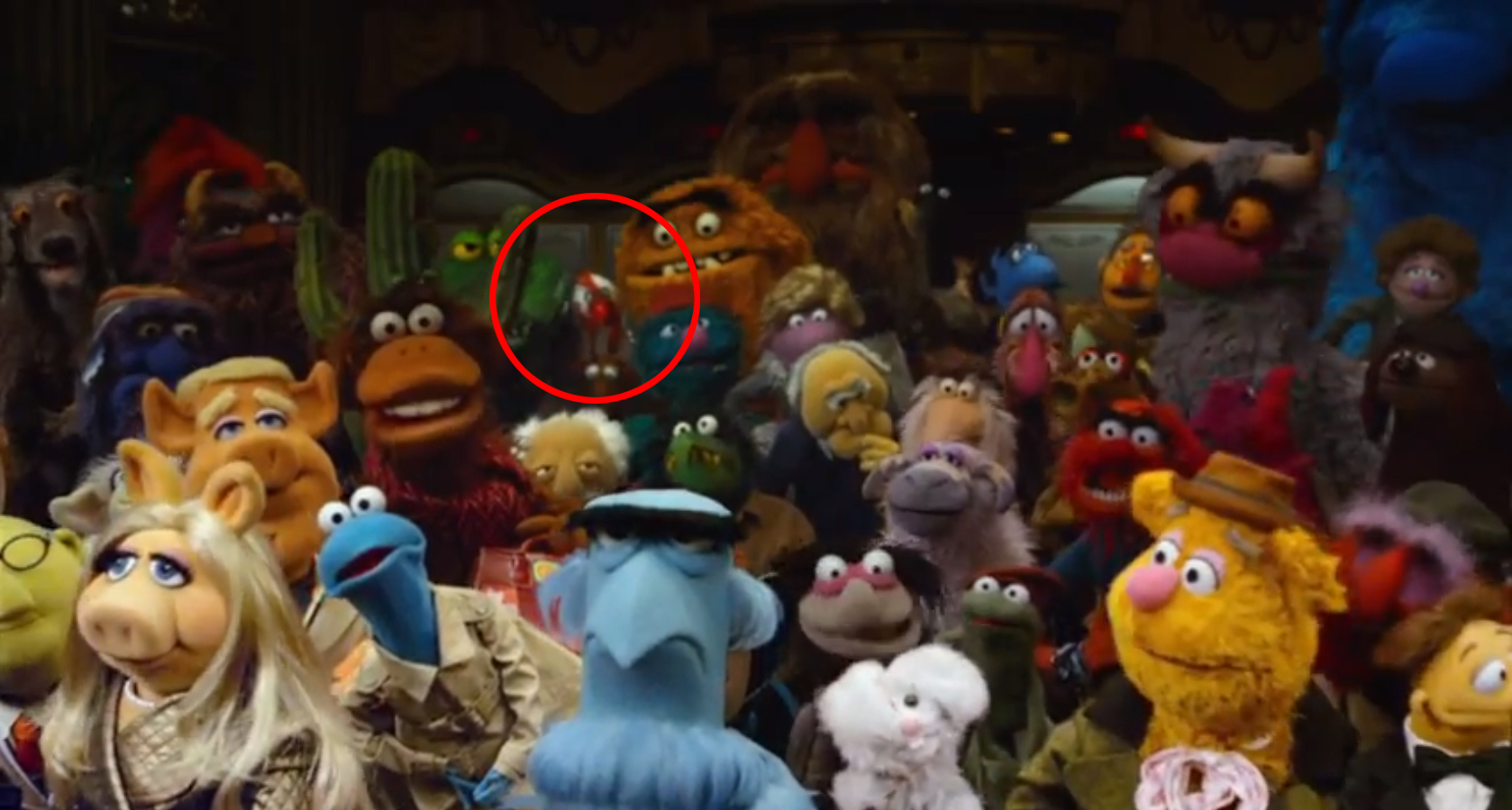 Why You Should See Quot The Muppets Quot Twice Disney Travel
