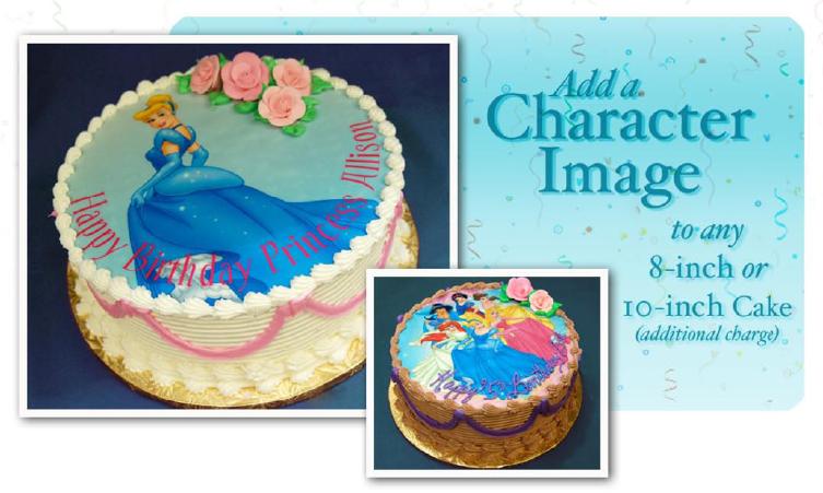 Disneyland Birthday Cake Flavors