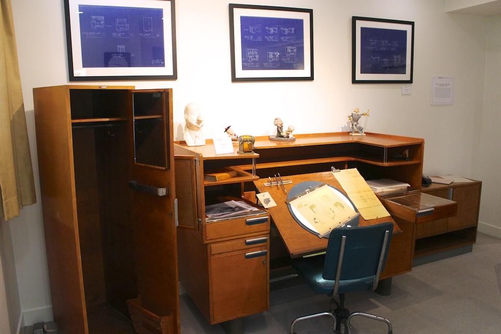 Touring walt disney 39 s office part 3 disney travel babble - Walt disney office locations ...