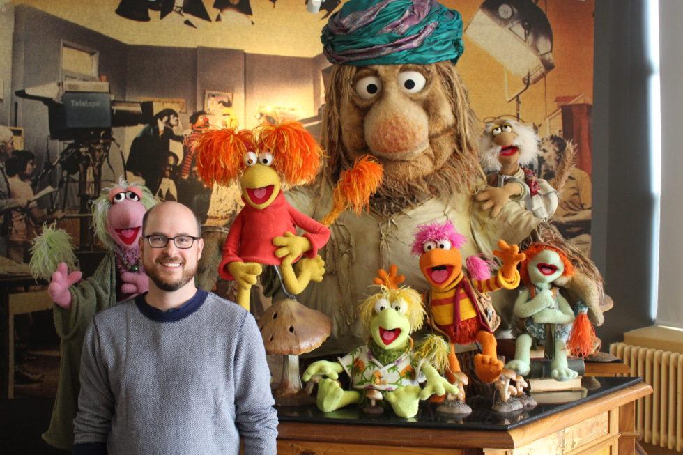 Jim Henson Creature Shop Tour! - Disney Travel Babble