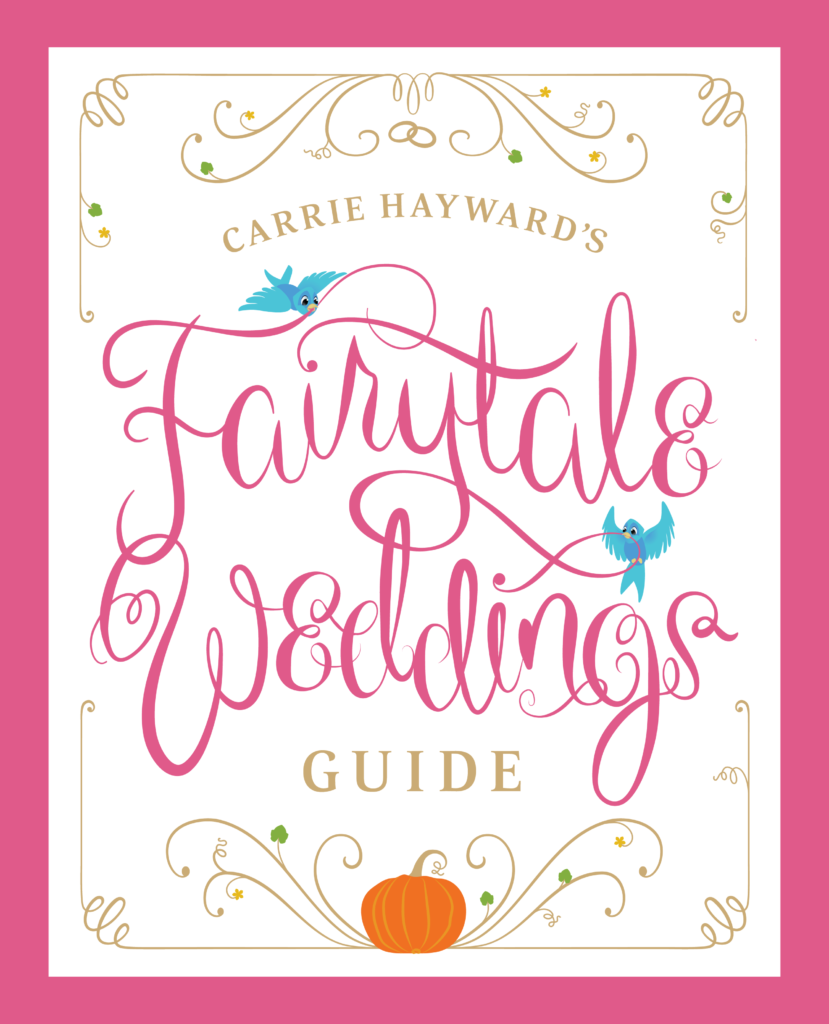 Check Out My New Disney Weddings Guide! - Disney Travel Babble