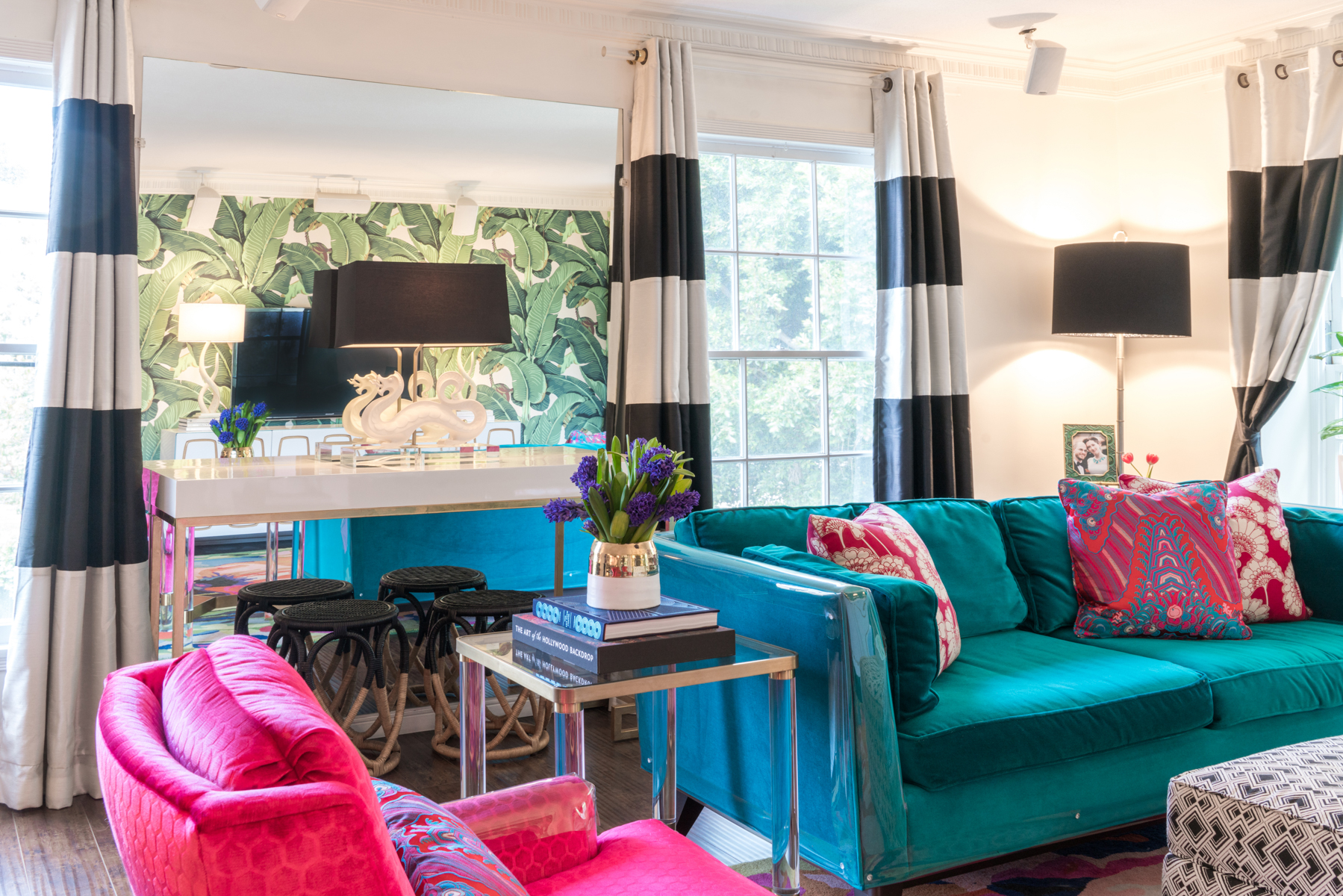 Our Disney-Crazy House Is on Apartment Therapy! - Disney Travel Babble