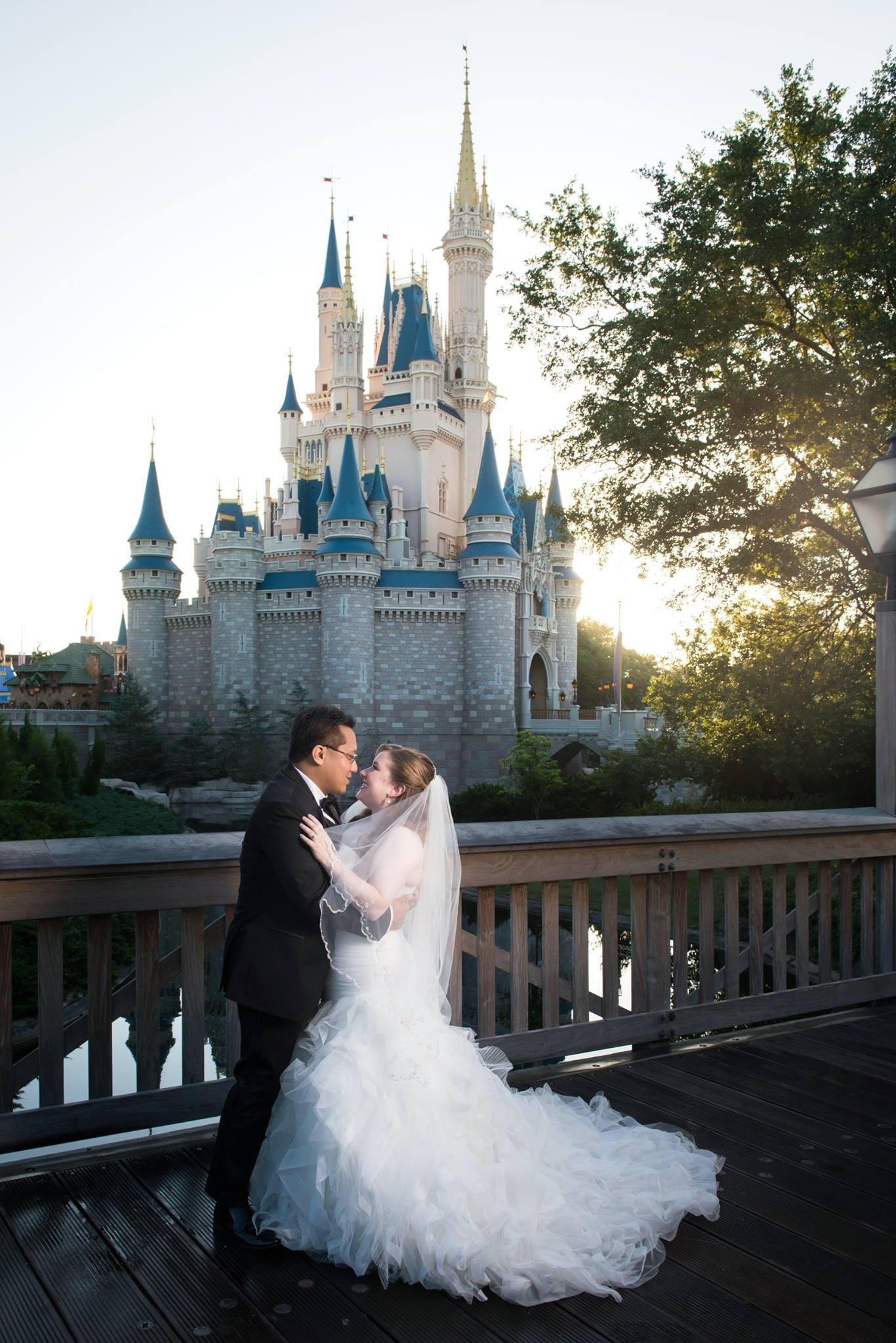 In Park Bridal Portrait Sessions Faq Disney Wedding Podcast