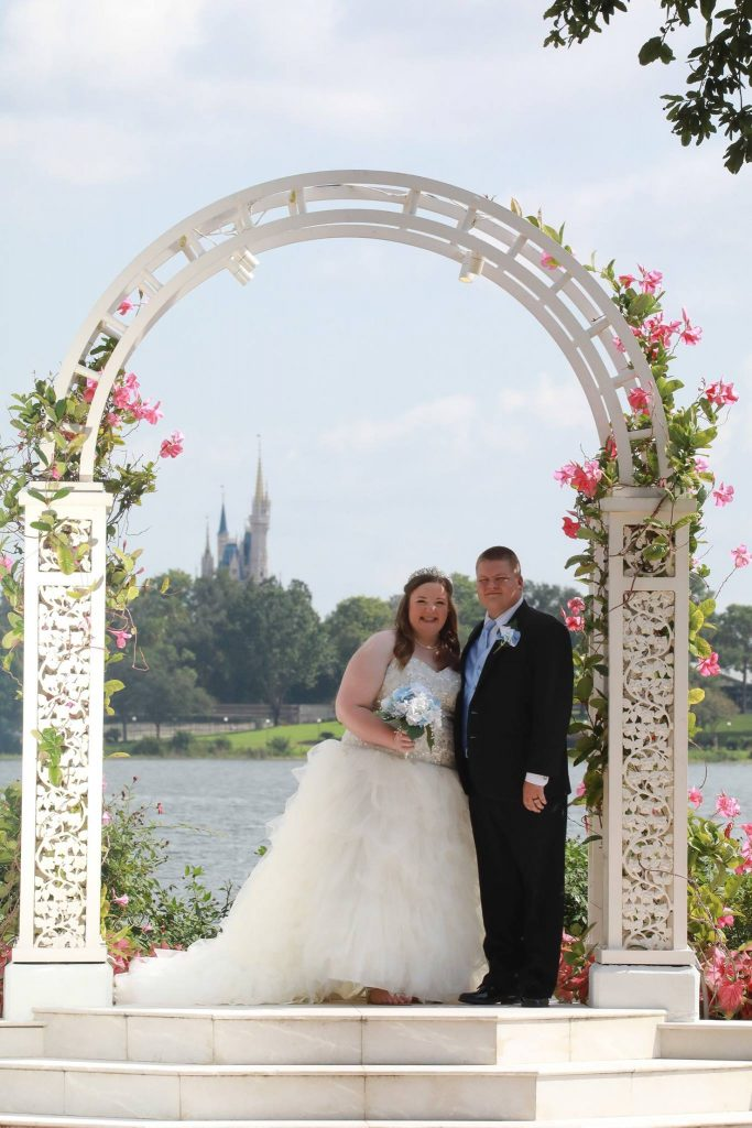 Wishes Wedding Spotlight Nicole Joey Disney Wedding Podcast
