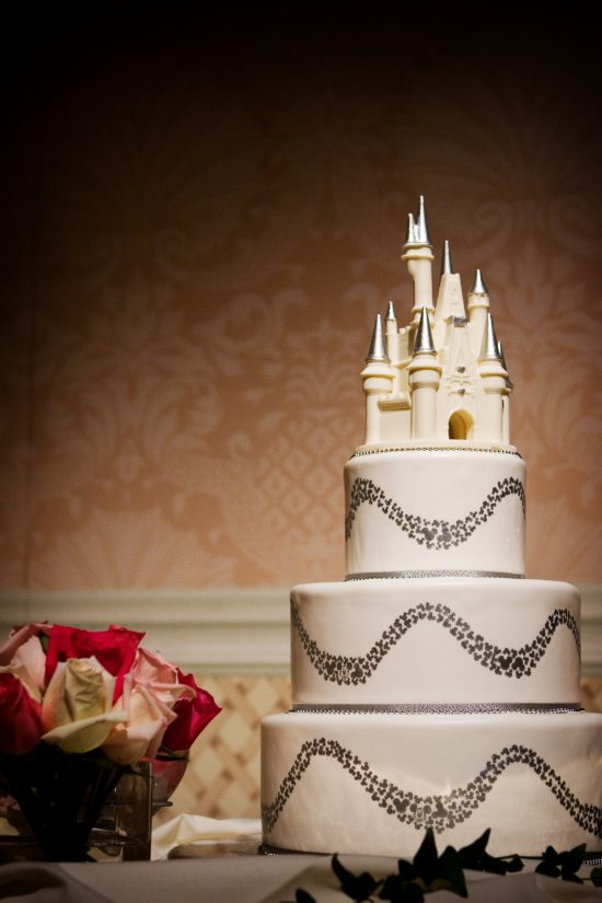 Disney S Fairy Tale Weddings Cake Styles Pricing Fairytale