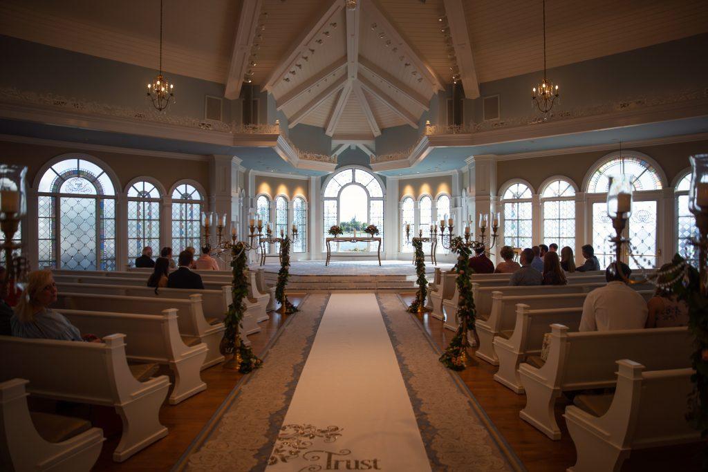 Disney's Wedding Pavilion • Fairytale Weddings Guide