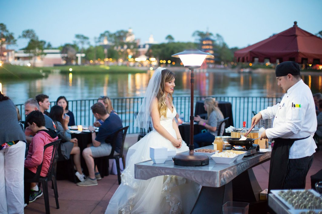 Disney Wedding Cost.How To Add A Dessert Party To Your Disney Wedding Fairytale